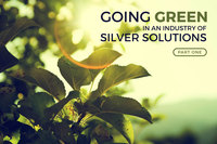 Going Green in an Industry of Silver Solutions: Eco-Displays