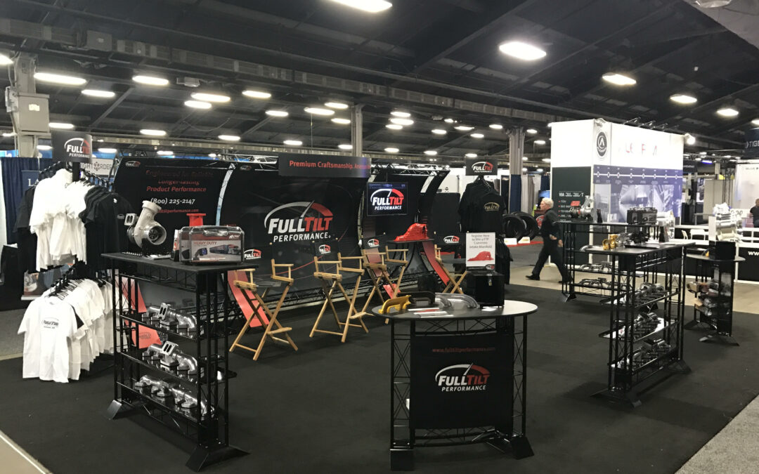 4 Fantastic Trade Show Display Designs from 2018
